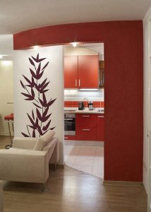 Adesivo decorativo de parede - Bambu 170x050