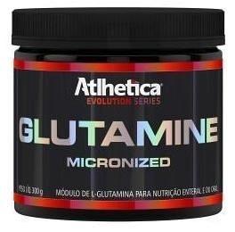 GLUTAMINA MICRONIZADA 150g ATLHETICA