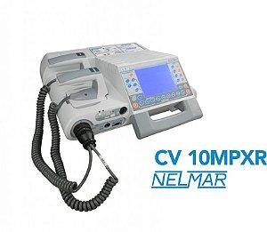 Cardioversor Portátil TEB CV 10MPXR Com Marca Passo - SPO2 - Registrador em Papel Térmico