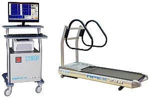 Sistema de Ergometria APEX 1200 - Completo