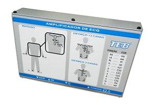 Sistema de Ergometria Kit APEX 1000 TEB - Sem Informática e Sem Mesa