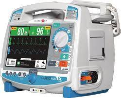 Cardioversor Bifásico Portátil Instramed Cardiomax