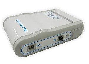 Eletrocardiógrafo Digital ECGPC TEB - 12 canais