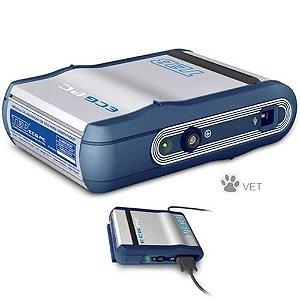 Eletrocardiográfo ECG PC Veterinário - TEB