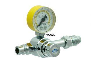 Válvula Reguladora para Cilindro de Ar Comprimido