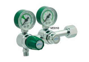 Válvula Reguladora para Cilindro de Duplo Estágio Oxigênio