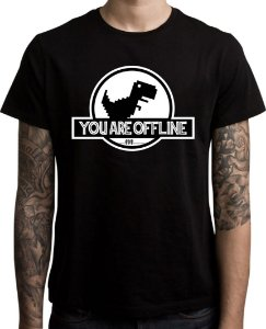 Camiseta You Are Offline