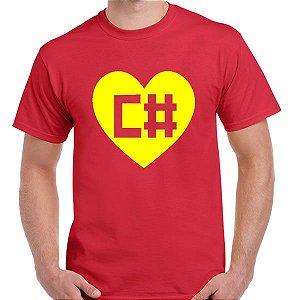 Camiseta CSharpolin
