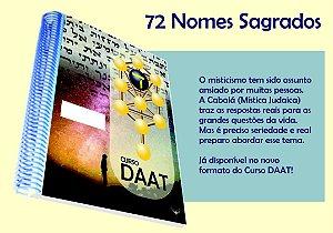 Apostila 72 Nomes Sagrados