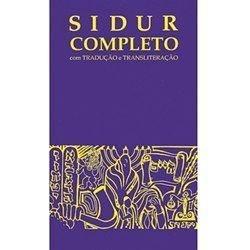 Sidur Completo – Editora Sefer