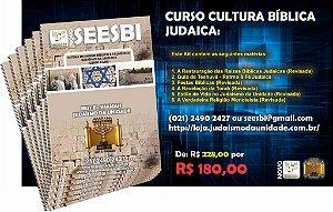 Curso de Cultura Bíblica Judaica - 6 apostilas