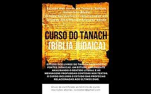 Curso do Tanach On Line