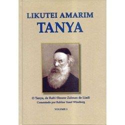 Likutei Amarim - Tânya Volume 3
