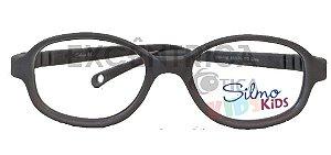 Óculos de Silicone Silmo Kids - Cinza