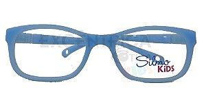 Óculos de Silicone Silmo Kids - Azul claro