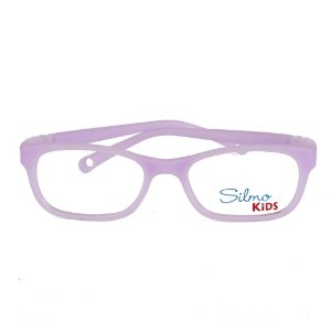 Óculos de Silicone Silmo Kids - Roxo