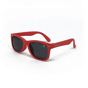 Óculos de Sol Flexível - Vermelho