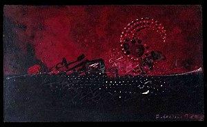 Fernando Odriozola - Quadro, Pintura Óleo Sobre Eucatex - Assinado