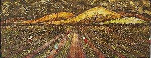 Brian Edward Canale - Quadro, Pintura Acrílico S/ Eucatex
