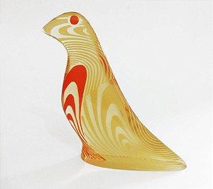 Palatnik - Escultura Cinética em Acrílico, Figura de  Pássaro
