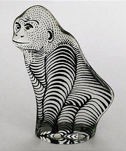 Palatnik - Escultura Cinética, Assinada - Figura de Macaco