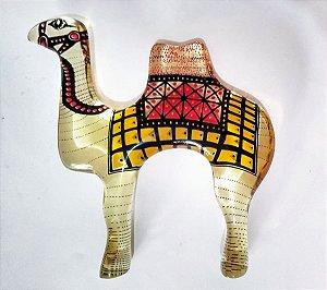 Palatnik - Escultura Cinética em  Acrílico, Figura Camelo Amarelo