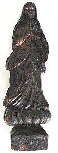 Escultura Antiga em Madeira,  N. Sra. da  Imaculada Conceição