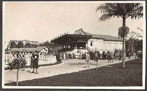 São Paulo - Parque Agua Branca - Fotografia Original Antiga