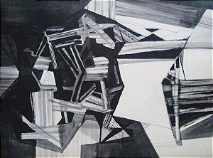 Portfólio - Burle Marx 20 Estampas e Desenho Original Assinado