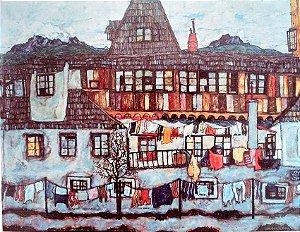 Egon Schiele - Portfólio, Pasta Taschen Com 6 Posters