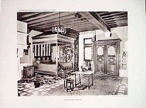 Portfólio Intérieurs Anciens De Tous Styles, 36 Estampas, Arquitetura e Decoração