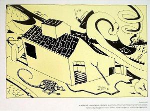 Rodrigo Haro - Pasta Assinada com 5 Serigrafias - Santa Catarina