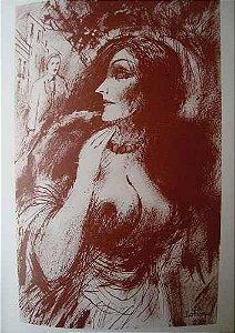 Livro Ilustrado Do Amor, da Vida e da Morte, de Artur Da Távola