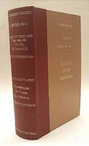 24 Xilogravuras de Oswaldo Goeldi - Dostoievski,  Raquel Queiroz