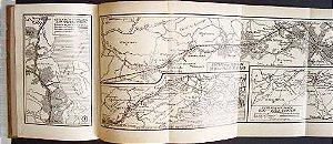 Livro - Guia Briguiet do Rio Janeiro 1ª Edição - Mapas