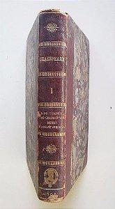 Shakespeare - Edição de 1805, Volume 1 - The Tempest e outros