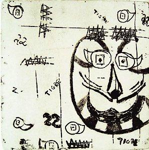 Eliane Avellar, Gravura Prova de Artista - Assinada a Lápis