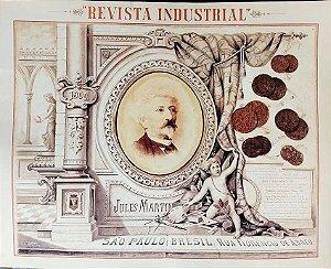 Portfólio da Exposição 1900 Jules Martin - Revista Industrial
