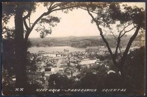 Espírito Santo, Vitória, Panorama Oriental - Cartão Postal Antigo, Fotografia Original