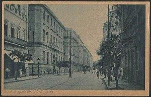 Salvador, Bahia - Rua Portugal e Conselheiro Dantas, Cartão Postal Antigo Original