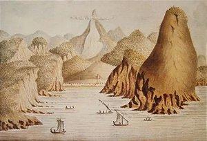 William Bradley - Portfólio, Álbum do Diário e Aquarelas, Rio De Janeiro