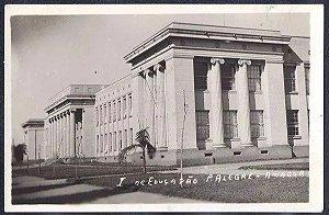 Rio Grande do Sul - Instituto de Educação, Porto Alegre, Cartão Postal Antigo Original