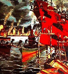 Livro Quinquela Martin, Pintor, Dedicado e  Autografado - Arte Quadro Pintura