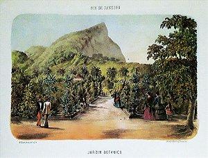 Livro O Rio De Janeiro E Seus Arrabaldes em 1856, Arte, Kosmos 1976