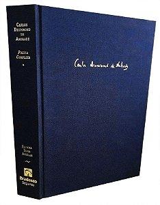 Livro Carlos Drummond De Andrade, Poesia Completa