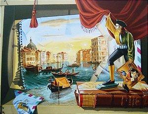 Sonia Menna Barreto - Arte em Gravura, Assinada e Numerada 75/100