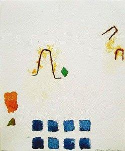 Sergio Fingermann - Arte em Gravura com Intervenções, Série Fragmentos