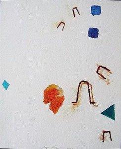 Sergio Fingermann - Arte em Gravura, Série Fragmentos