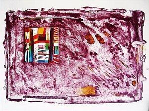 Bob Bornheuter - Arte em Gravura, Litografia Original Assinada