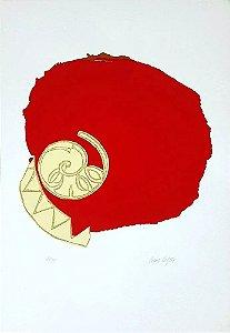Anna Letycia - Arte em Gravura, Serigrafia Assinada, As Cores